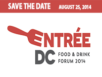 Entre Food and Drink Forum 2014 logo
