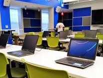 R.I.S.E. Demonstration Center at St. Elizabeths East - computer lab