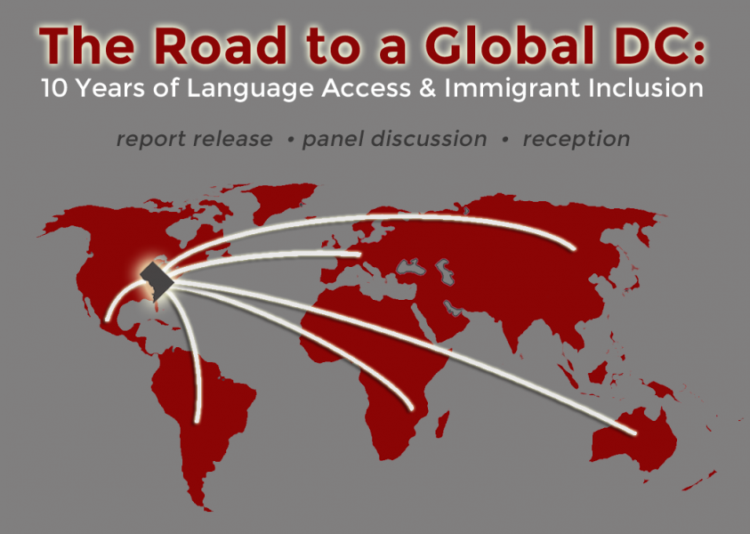 The Road to a Global: 10 Years of Language Access & Immigrant Inclusion