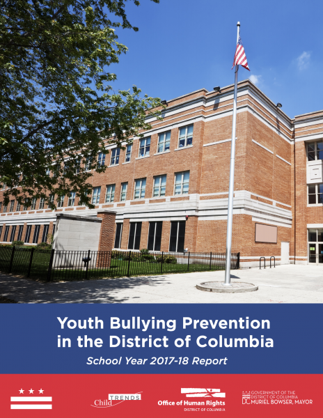 Youth Bullying Prevention SY 2017-2018 Report