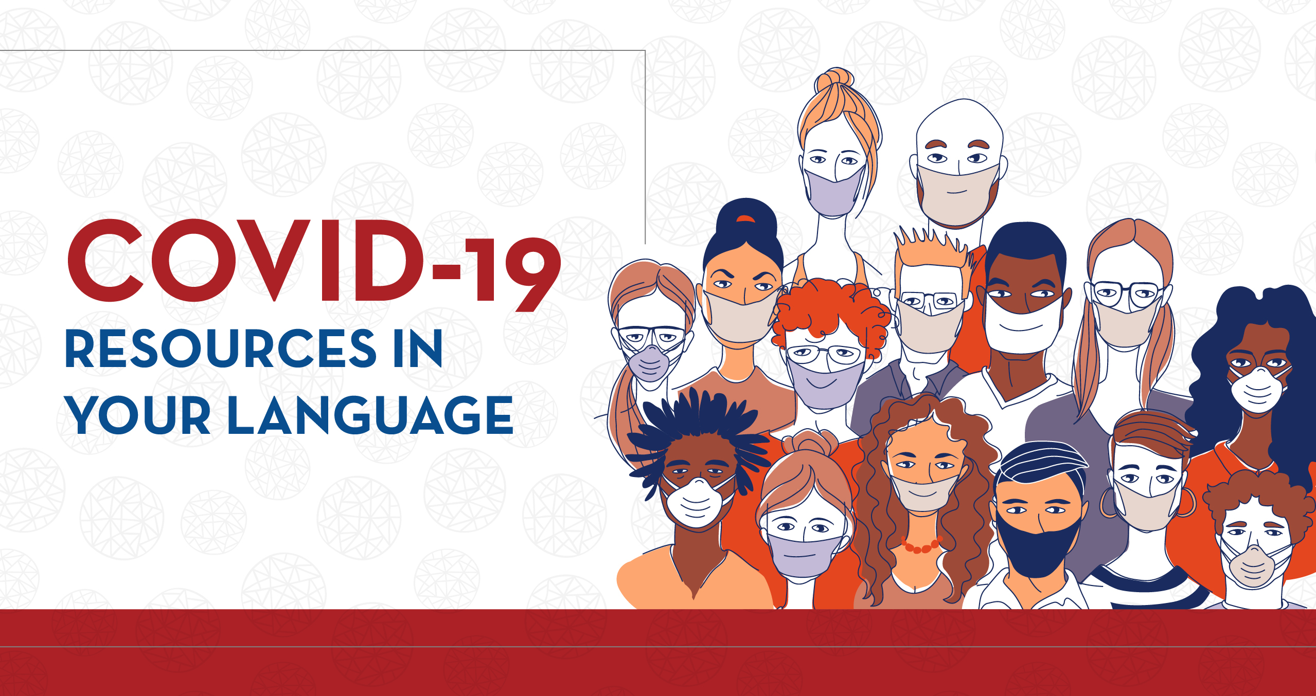 COVID-19 Resources in Your Language