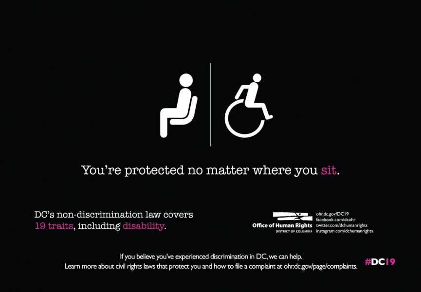 #DC19: Disability Ad