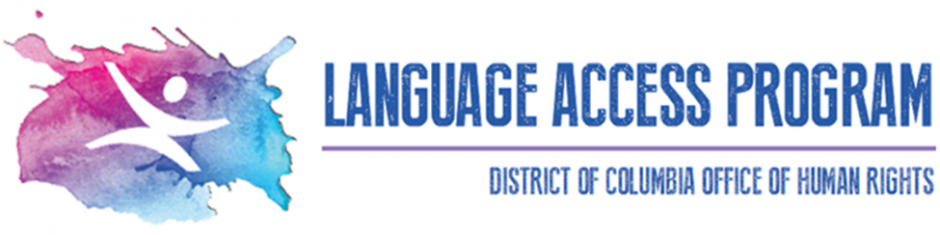 Language Access Program: Web Portal