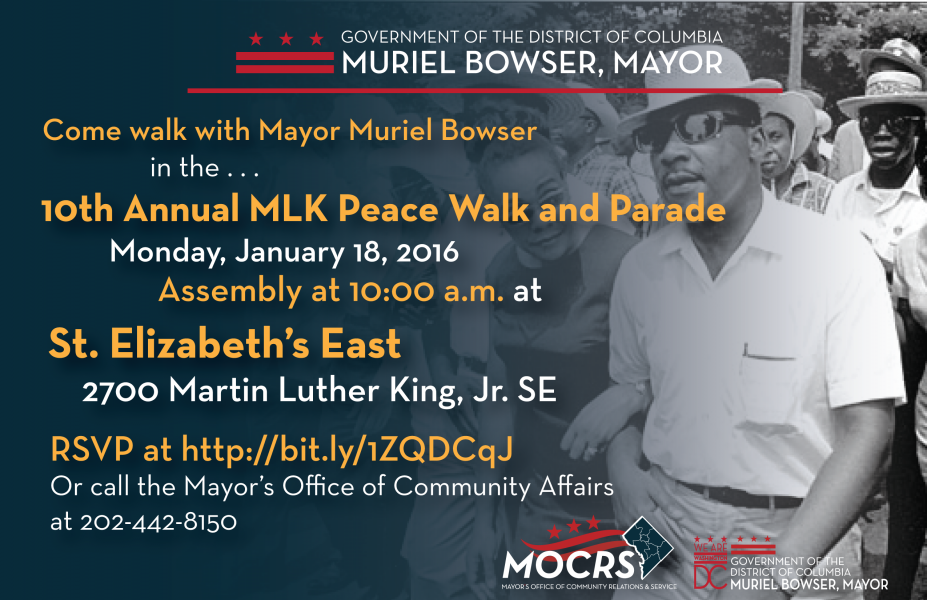 MLK Peace Walk