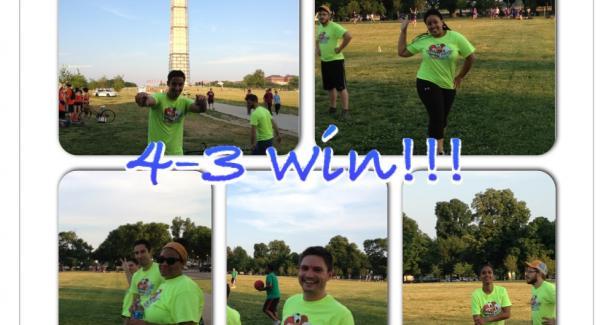 Capital City Fellow Kickball Team