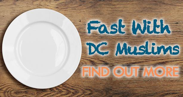 Fast With DC Muslims
