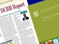 Photo of DCRB Publications