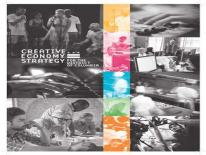 Creative Economy Strategy cover photo