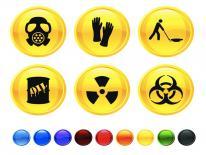 Bio-hazard signs